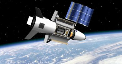 Secretive X-37B Space Plane Discovered in Orbit after Staying Hidden for 218 Days
