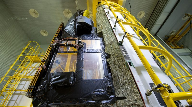 Sentinel-3B Satellite to Join Copernicus Constellation via Launch on Rockot Booster