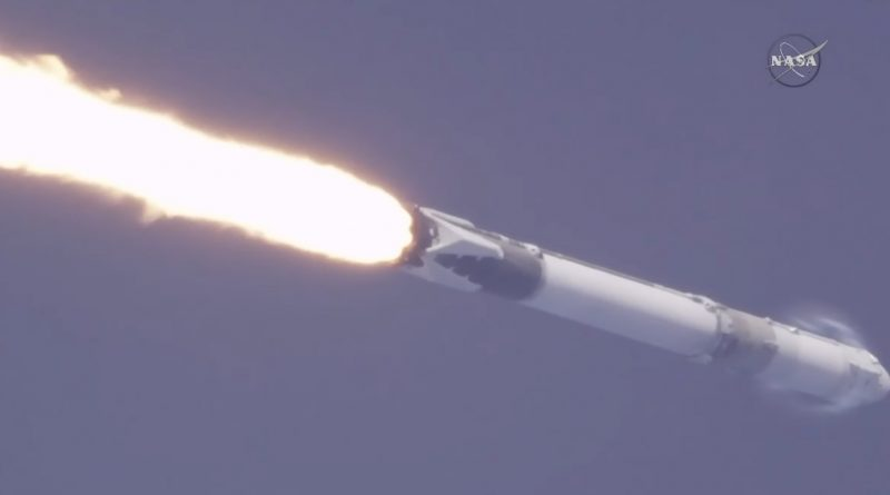 Videos: 14th Operational Dragon Mission Launches on Falcon 9