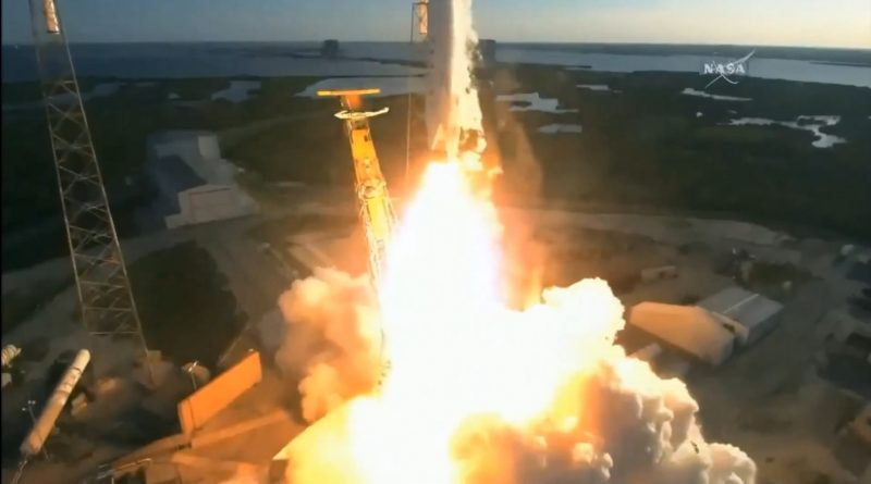 Videos: Successful Falcon 9 Launch with Transiting Exoplanet Survey Satellite (TESS)