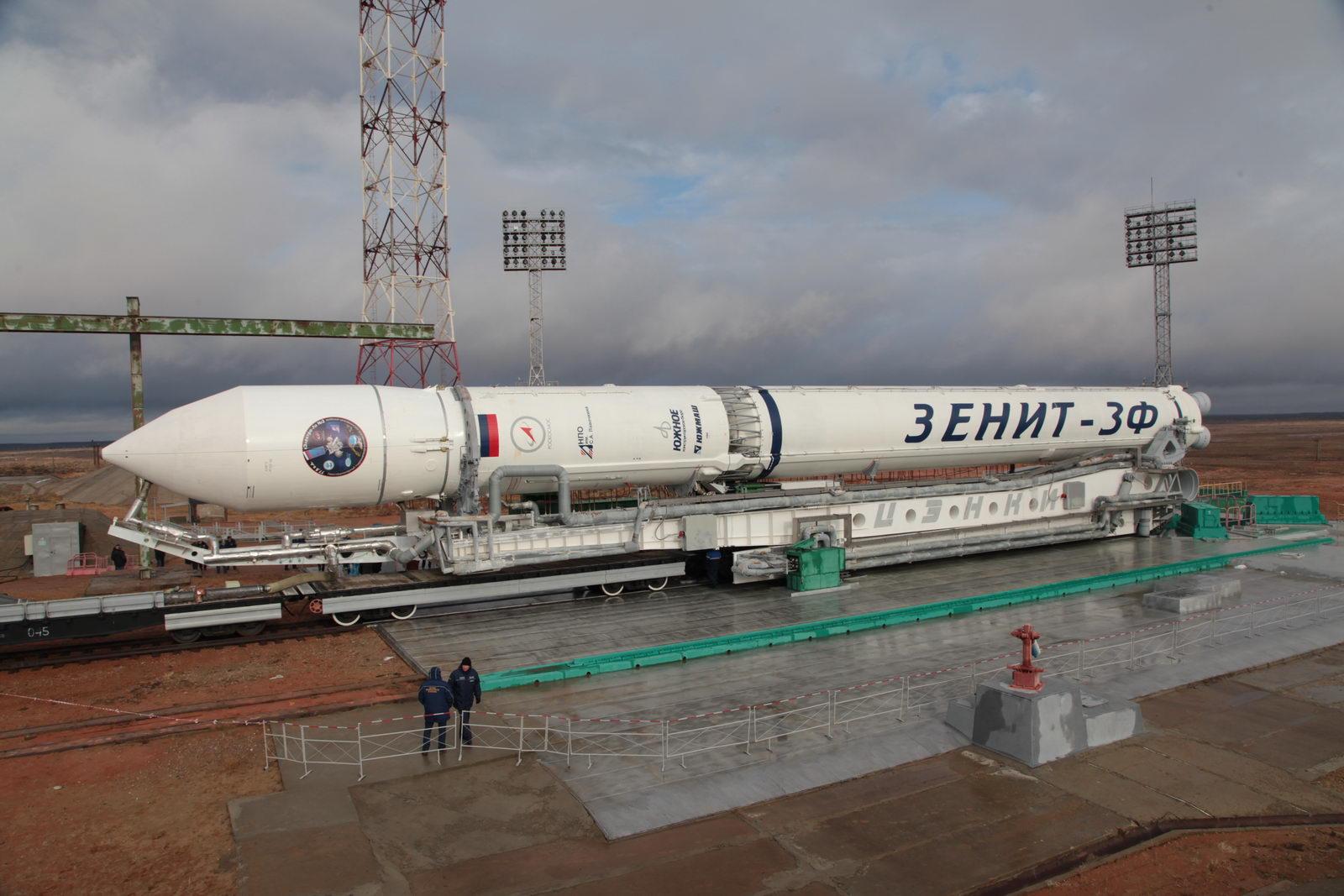 zenit spacecraft - photo #4